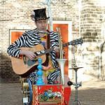 StrassenMusiker El Capstok - Ben Jur
