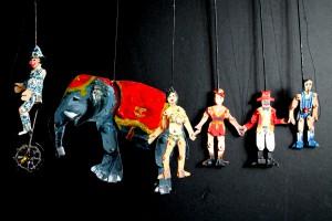 artiesten van Circus Mini